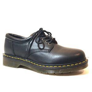 NEW Dr Martens 8053 5-Eye Black Nappa Unisex Shoes